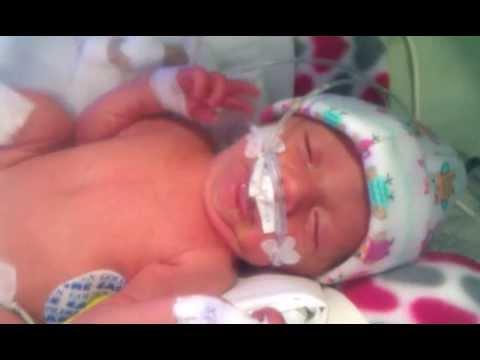 Bebe nacida de 7 meses youtube - Tos bebe 2 meses ...