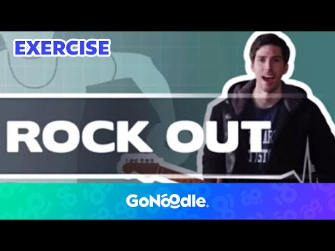 Rock Out - Fresh Start Fitness  GoNoodle