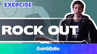 Rock Out - Fresh Start Fitness | GoNoodle