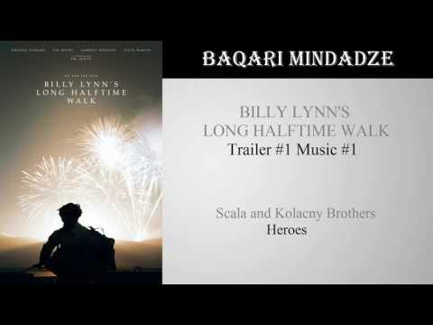 Billy Lynn's Long Halftime Walk Trailer #1 Song | Heroes