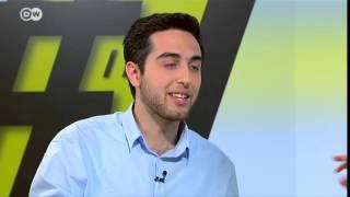 """طالب سوري : """"أهم شيء هو التقبل من المجتمع الألماني"""" b  شباب توك"""
