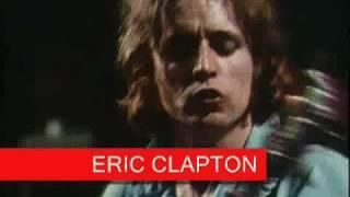 ERIC CLAPTON   hideaway