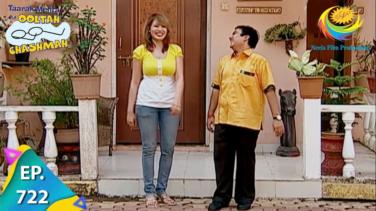 Download Taarak Mehta Ka Ooltah Chashmah - Episode 722 - Full Episode