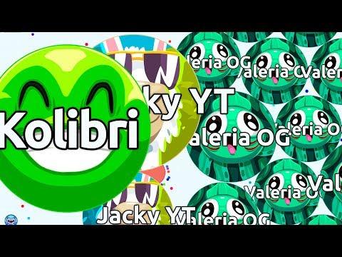 NEW! CELLZ.IO VS SOLO AGARIO PLAYER ( Game Like Agar.io )