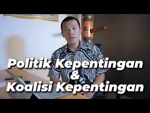 Felix Siauw : Politik Kepentingan & Koalisi kepentingan