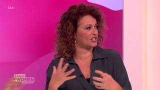 Being Affectionate In Front Of Children | Loose Women