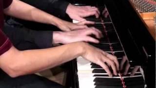 Duo Solot - Smetana - La Moldau.flv