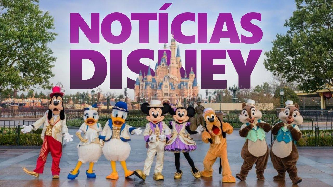 Resumo da semana – Notícias Disney 04/04/21