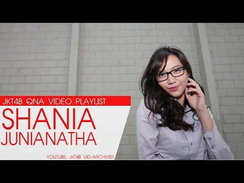 Kompilasi Video Tanya Jawab Shanju JKT48 (@shaniaJKT48) Part 1