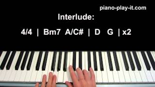 True Colors Piano Tutorial Cyndi Lauper