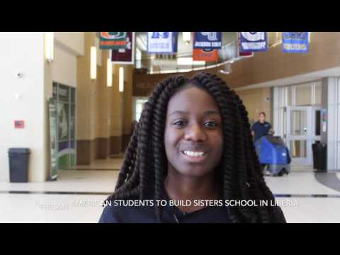 African American Students to Build Sisters School in Liberia