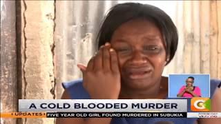 Child killed, body mutilated in Nakuru