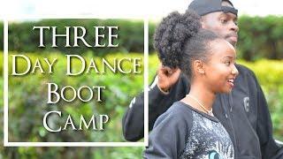 Major Lazer & DJ Maphorisa- Particula  DANCE CHOREOGRAPHY // Wabosha Maxine