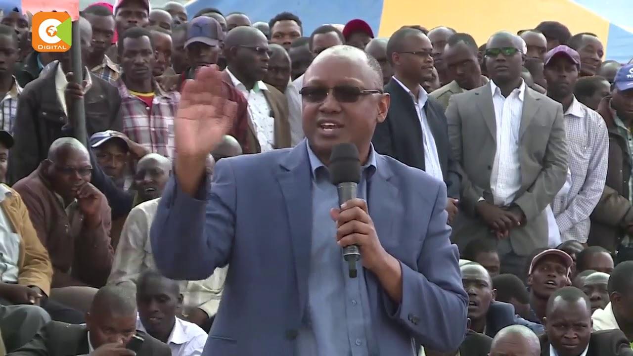 Defending DP Ruto: rift valley leaders warn rebel MPs