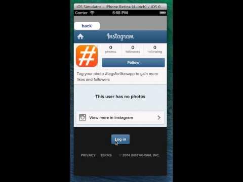Tag4like (iPhone/iPad)