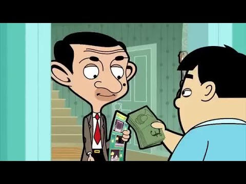 Bean Cartoon - Long Compilation #34 ᐸ3 Mister Bean Number One Fan in HD