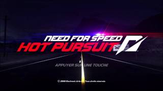 Скачать Need For Speed Hot Pursuit 2010 Intro FR Full HD