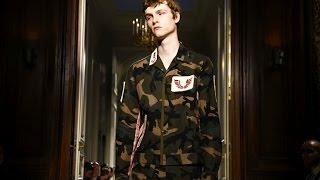 Valentino | Spring Summer 2017 Full Fashion Show | Menswear