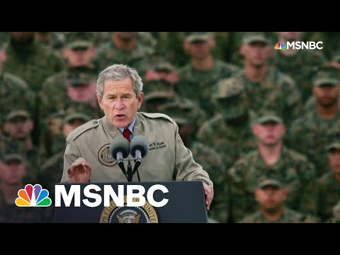 Bush Admin. Official Reacts To Afghanistan's Fall To Taliban