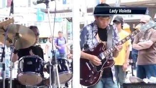 2015 8 16すみだStreet Jazz Festival 錦糸町駅南口広場 Fancy Seachicken.