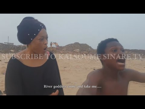 """SHOWBOY Takes KALSOUME To """"MAAME WATER""""😂😂😂(Kalsoume Sinare Funny Movie Clip)"""