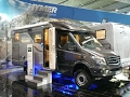 Hymer MLT570 sixtieth anniversary special edition motorhome review