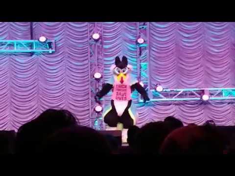 Malibu - Further Confusion 2018 Fursuit Dance Competition