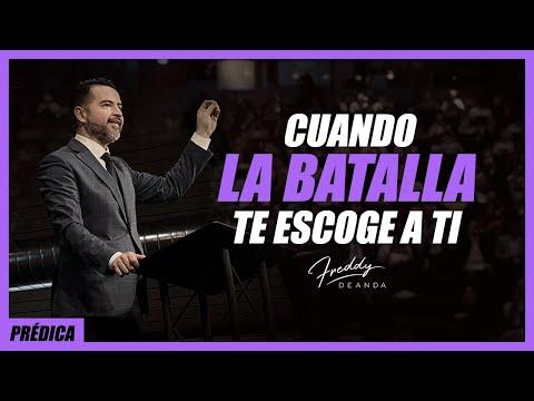 """""""Cuando La Batalla Te Escoge A Ti"""""""