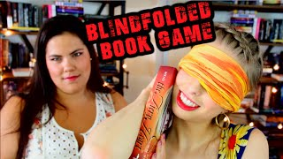 BLINDFOLDED BOOK GAME | XTINEMAY & TASHAPOLIS Thumbnail