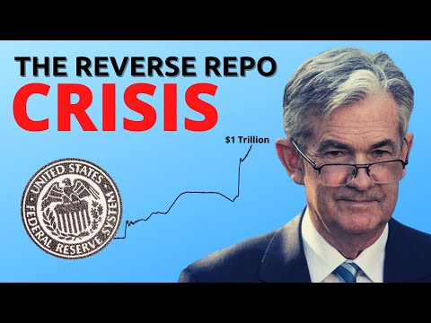 The Scary Consequences Of Money Printing | The Reverse-Repo Crisis