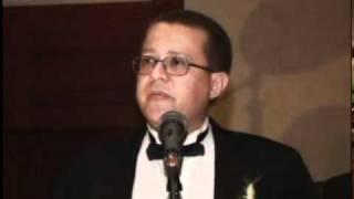 Palabras de Brindis de Boda Dr. en Filosofía Carlos Molina, El Salvador