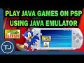 Play Java Games On PSP Using PSPKVM Emulator!