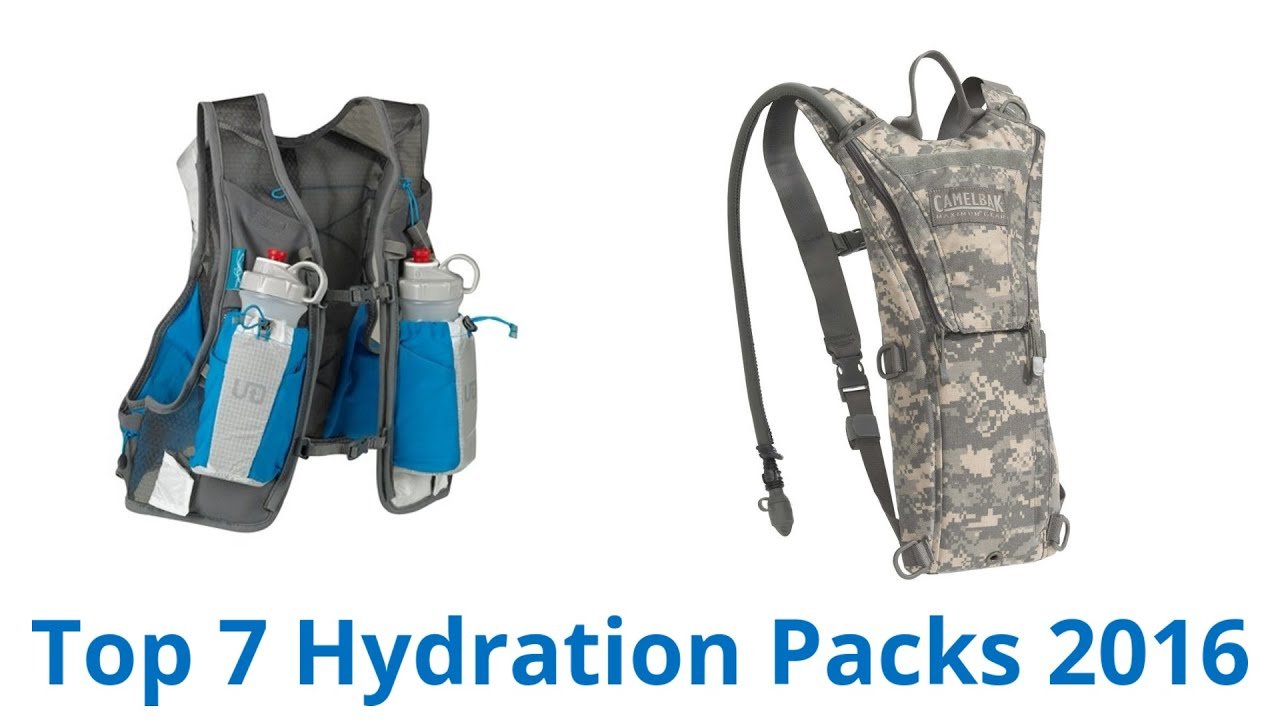 7 Best Hydration Packs 2016 - YouTube