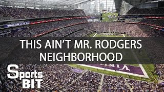 Sports BIT:  This Ain't Mr Rodgers Neighborhood | Sports Betting Picks