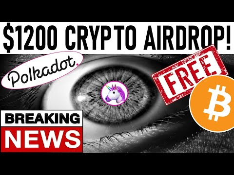 claim-your-$1200-in-free-uni-crypto!-6th-coin-to-$6mil-pick!-surprise-450x-coin-pick!-polkadot-news!