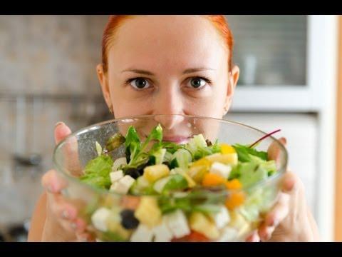 ЗДОРОВОЕ ПИТАНИЕ | Фитнес-рецепты. Мой Любимый Салат