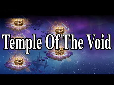 League Of Angels - Paradise Land - Temple Of The Void Level 115