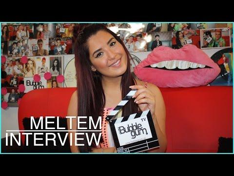 Meltem - Scheiss auf Jungs (Interview - Bubble Gum TV)