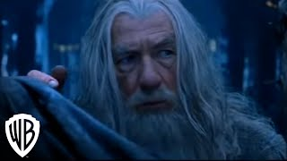 Lord of the Rings: Fellowship of the Ring: Gandalf Fights Saruman