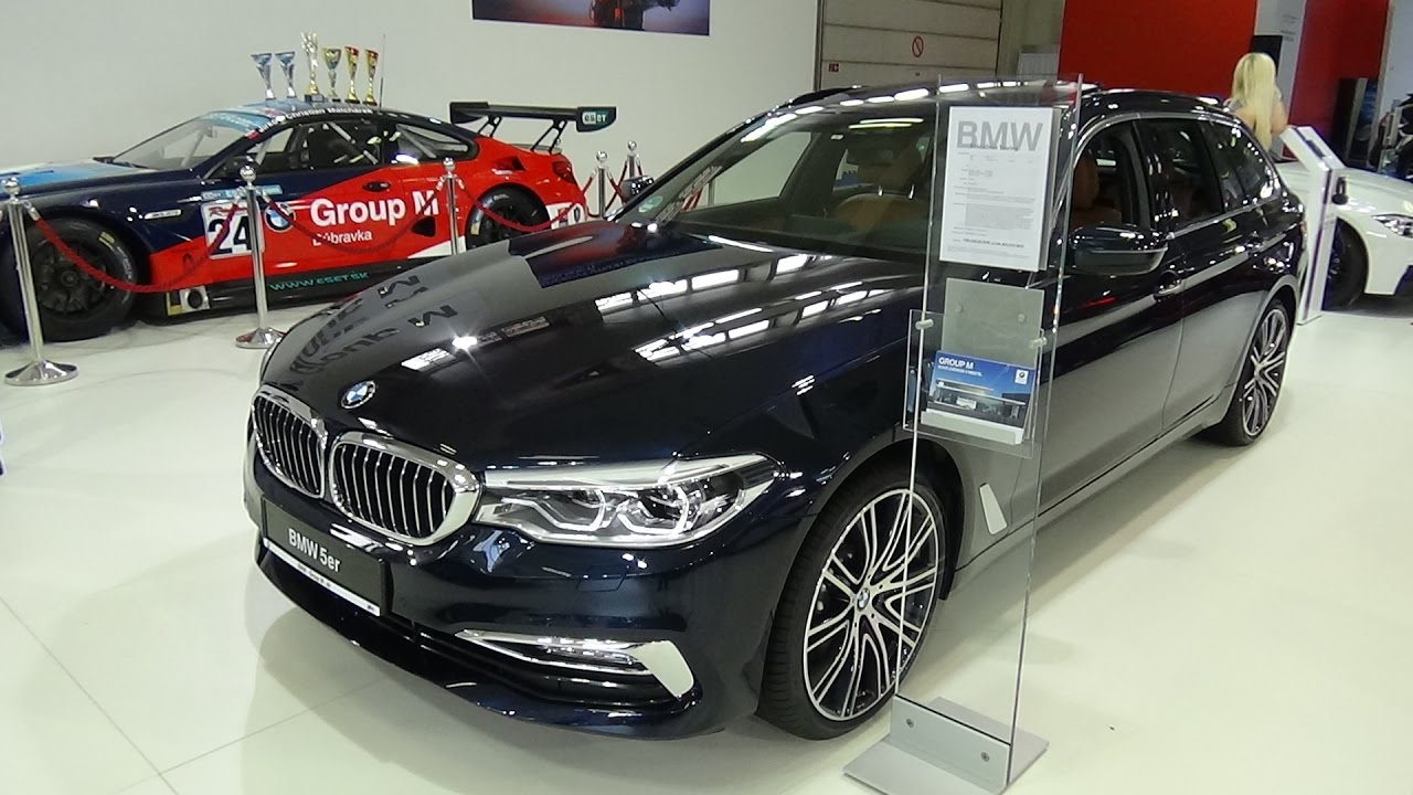 2018 Bmw 530d Xdrive Touring Exterior And Interior Auto Salon Bratislava 2017