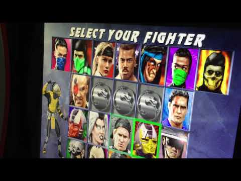 Mortal Kombat Arcade1up reviewed. from Annug Gill
