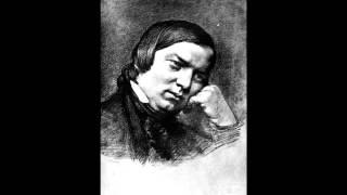 Schumann - Nachklänge aus dem Theater opus 68 no 25
