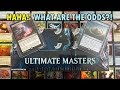 How Does This Happen?! | MTG Ultimate Masters Booster Box Opening