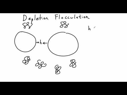 Depletion Flocculation