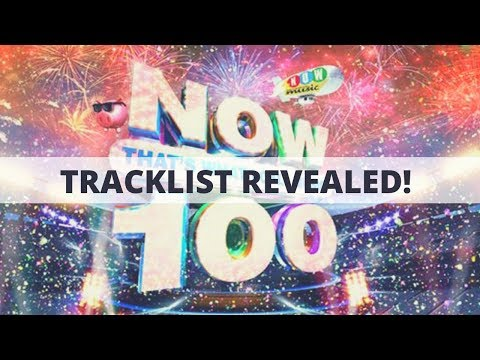 Now That's What I Call Music 100 Tracklist!