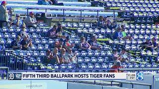 Fifth Third Ballpark hosts Tiger fans