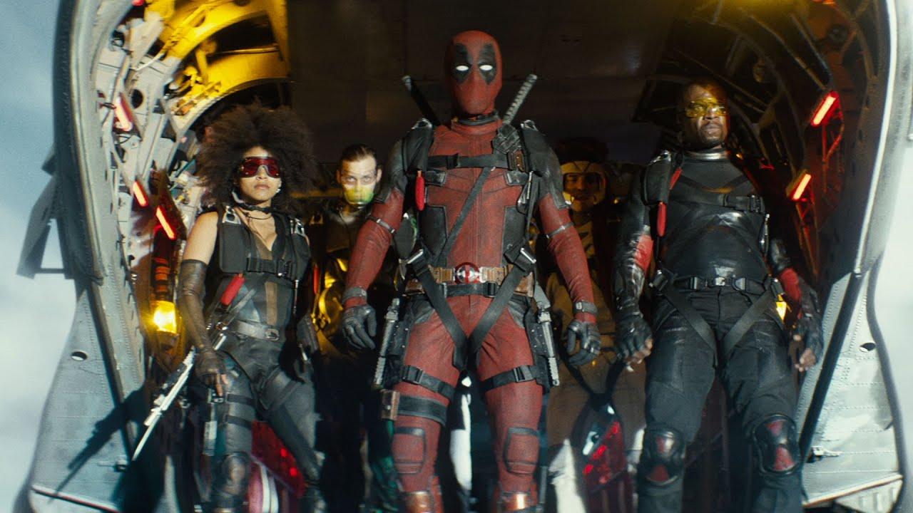Deadpool 2 | Officiële Trailer 1 NL | 17 mei in de bioscoop