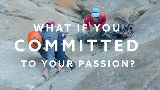 What would happen if you committed to your passion? Mp3