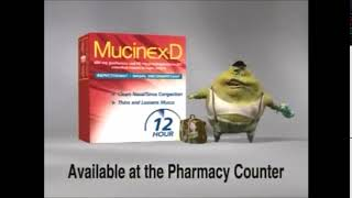 Mucinex in Mucus Out