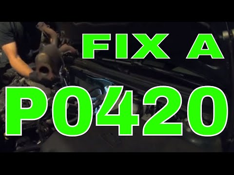 P0420 Check Engine Light How To Fix It Yourself